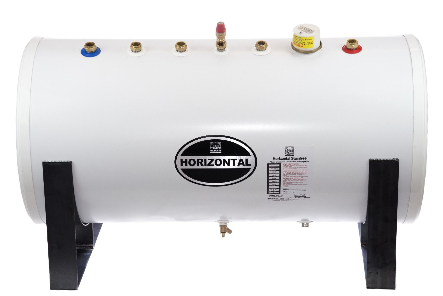 Unvented hot water cylinders Installations | Evesham